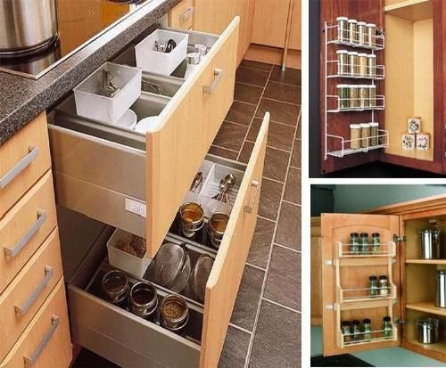 MODULAR-KITCHEN | Kitchen storage solutions, Modern kitchen .