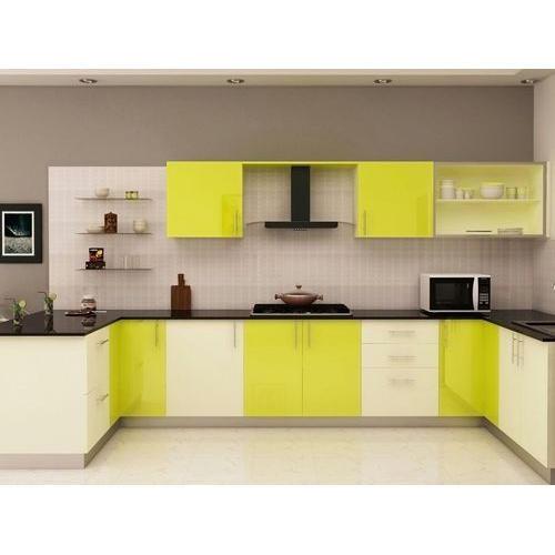 Modern Modular Kitchen Cabinet, Rs 25000 /piece, Vantage | ID .