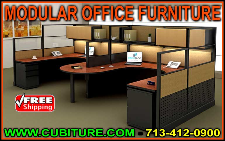 Modular Office Furniture for Your Startup - Factory Direct Free .