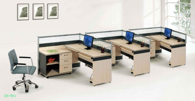 Use of Modular Office Furniture - Office Layou