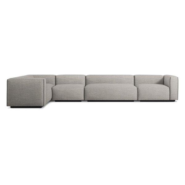 Blu Dot Cleon Large Modular Sectional Sofa | Wayfa