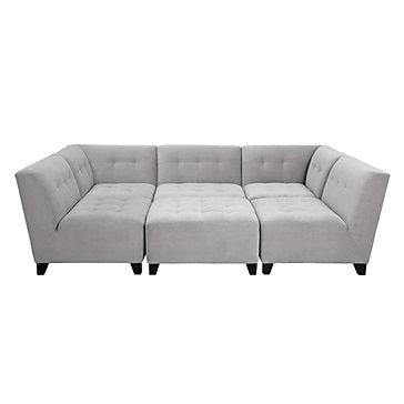 Modular Sectional | Vendome Sectional Sofa | Z Galler