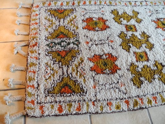 Vintage Moroccan Rug for sale at Pamo