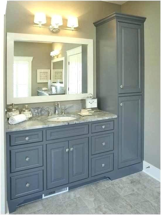 Long Skinny Bathroom Vanity Thin Bathroom Vanity Tall Narrow .