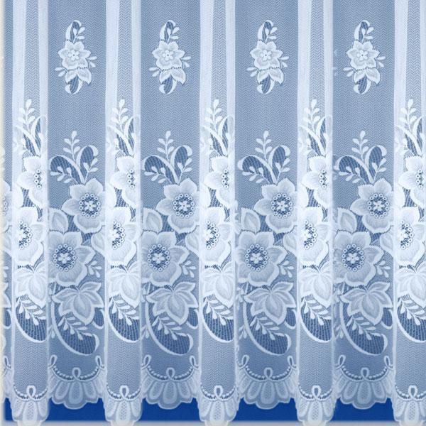 Net Curtain New York White | Net Curtains | Curtains | linen4less .