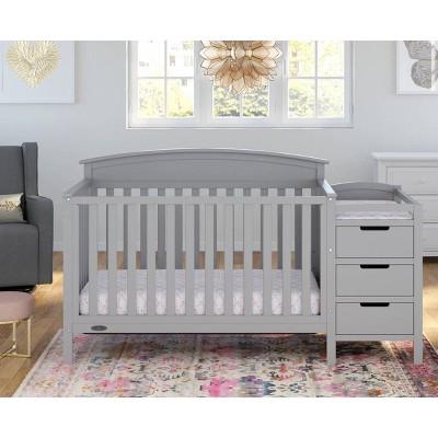 Graco Full-Size Crib Conversion Kit - Metal Bed Frame - Black : Targ