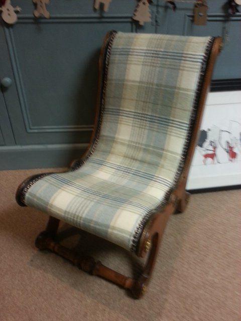 Victorian Mahogany Nursing Chair | Nursing chair, Chair, Victori
