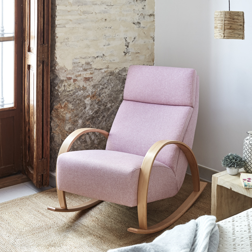 Nursing Chair - Back in Acti