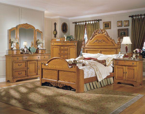 Advantages of buying oak bedroom furniture | Oak bedroom furniture .
