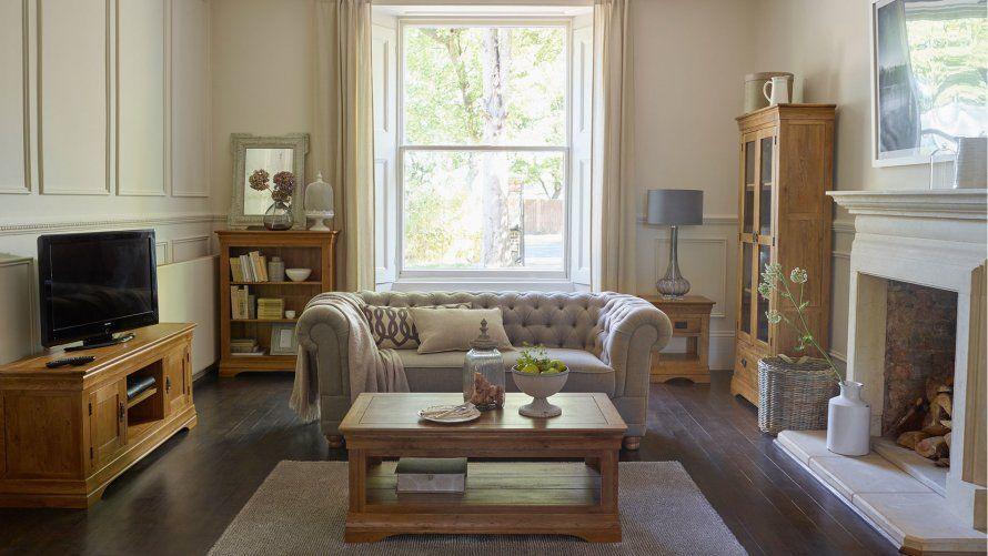 Oak Living Room Furniture | Coffee Tables, TV Cabinets | Oak .