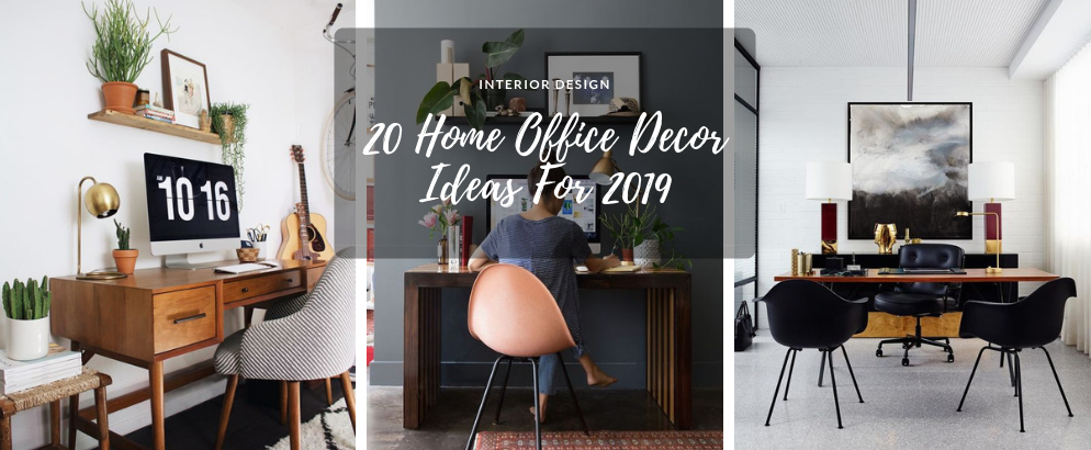 20 Inspirational Home Office Decor Ideas For 20