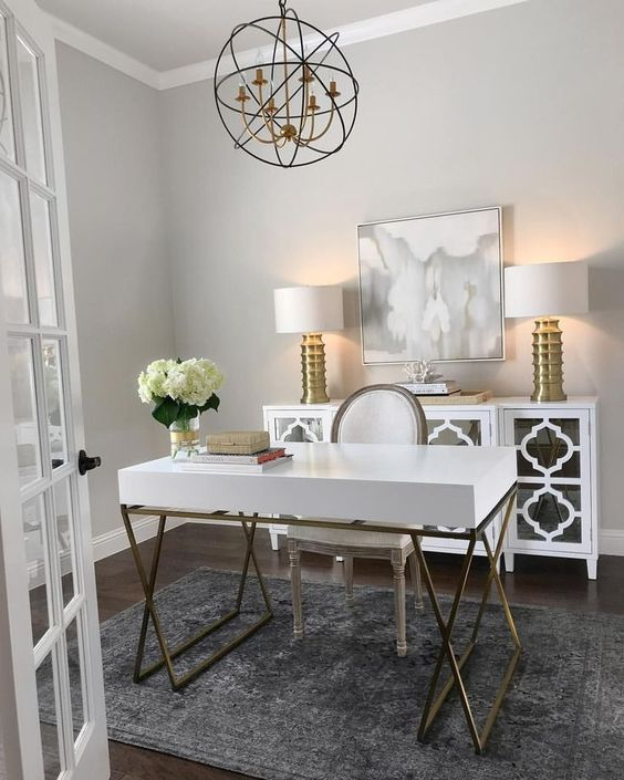 Chic Home Office Decor Tips For Winter — Kevin Szabo Jr Plumbing .