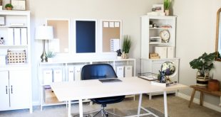 Home Office Decor 2.0 (Refresh On A Budget) - Somewhat Simp