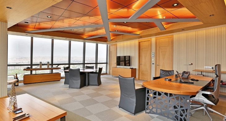 21+ Office Interior Architecture Designs, Decorating Ideas .