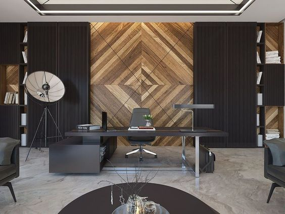 Lawyer Office Interior Design Ideas - The Architecture Desig