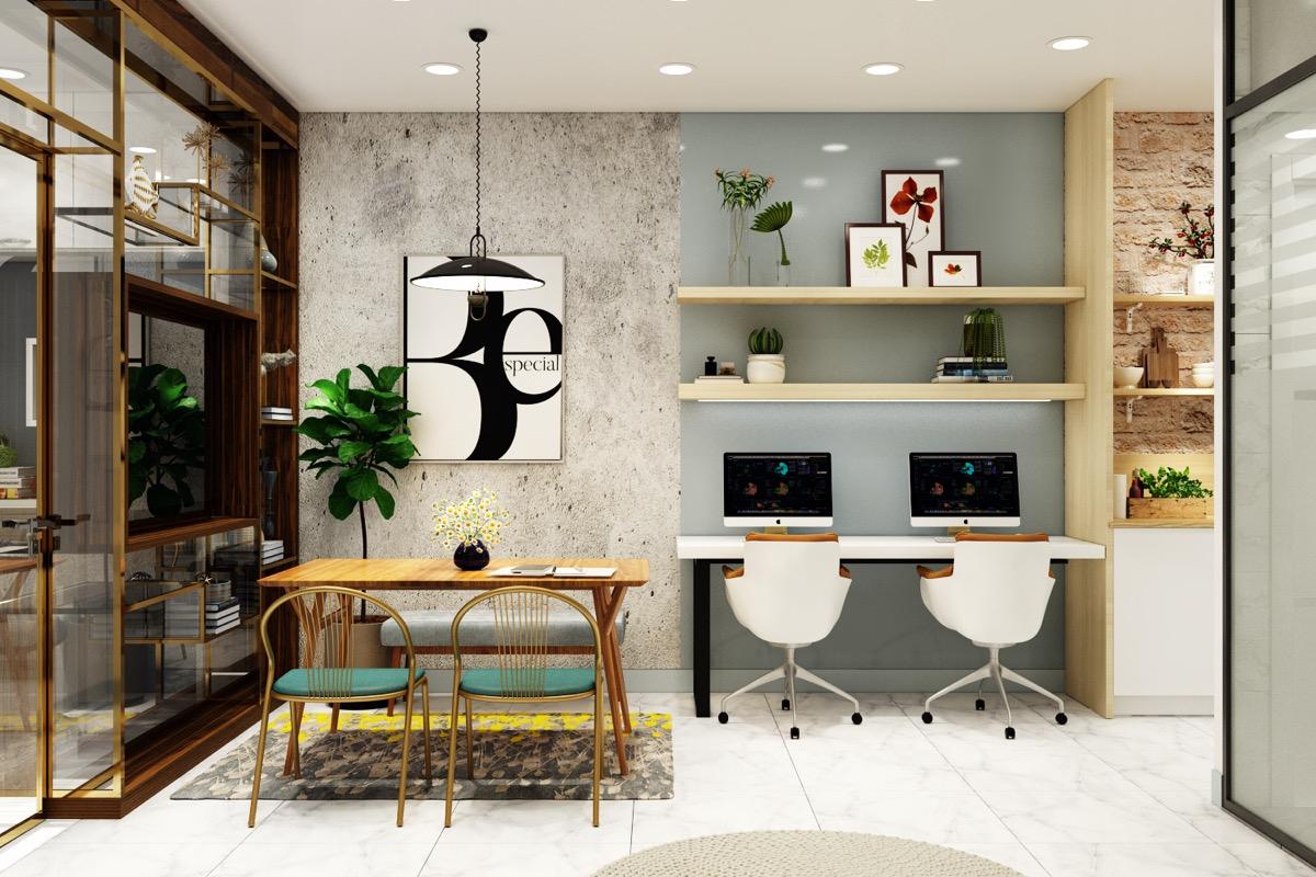 home design office - Bar