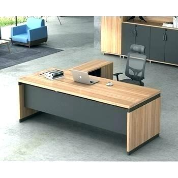 Office Work Table With Storage Office Tables Latest Modern L Shape .