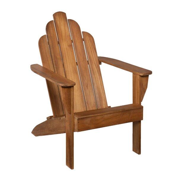Wood Adirondack Chairs You'll Love in 2020 | Wayfa