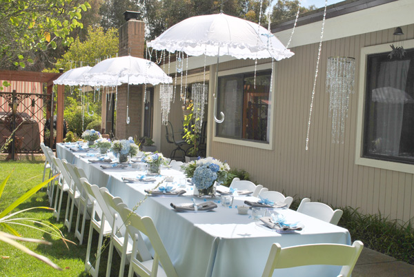 Outdoor Baby Shower Decoration Ideas   FREE Printable Baby Shower .