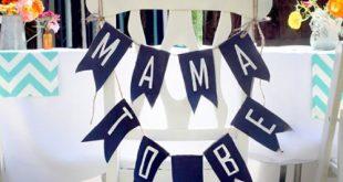 Summer Inspired Outdoor Baby Shower Decoration Ideas   Baby boy .