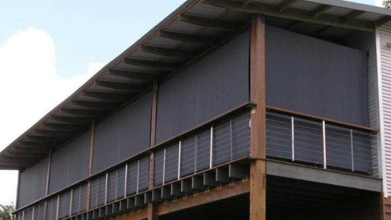 7 Things You Need To Know About Retractable Outdoor Blinds - A DIY .