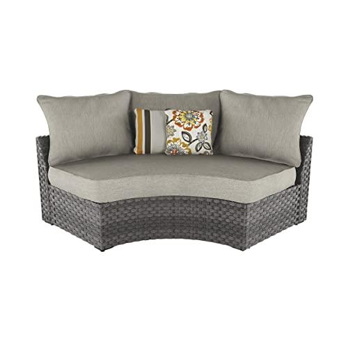 Curved Outdoor Sofa: Amazon.c