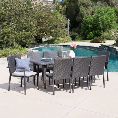 Buy Iron Outdoor Dining Sets Online at Overstock | Our Best Patio .