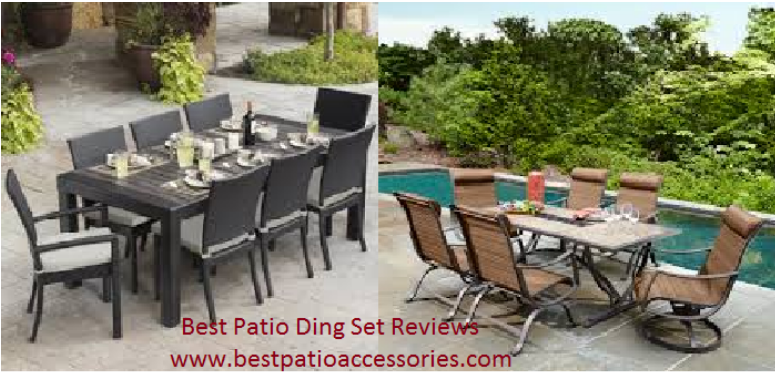 Best Patio Dining Sets 2020 | Exclusive Outdoor Dining Set Revie
