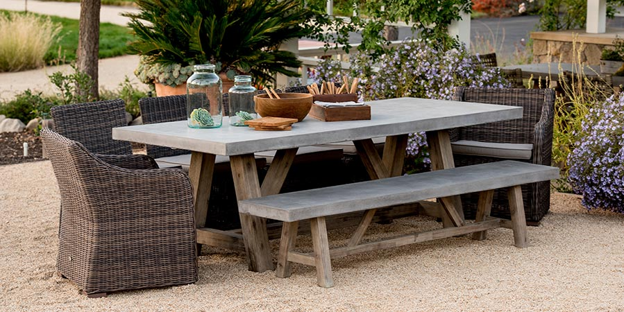 Concrete Outdoor Furniture: A Stylish and Smart Addition for Your .