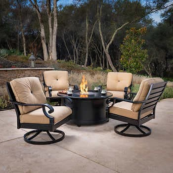 Verena 5-piece Fire Chat S