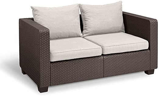 Amazon.com : Keter Salta All Weather Outdoor Patio Furniture .