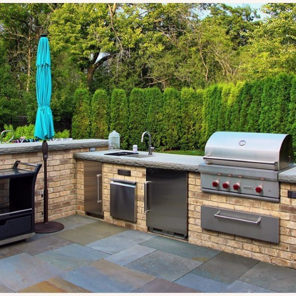 Top 60 Best Outdoor Kitchen Ideas - Chef Inspired Backyard Desig