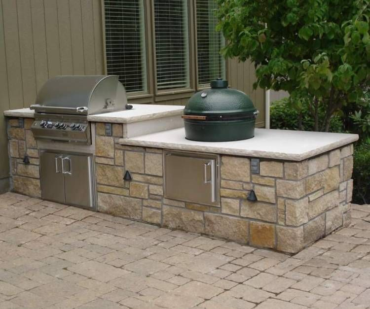 Outdoor Kitchens is among the preferred house decoration in the .