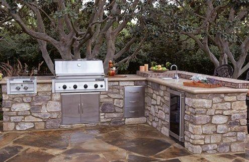 Outdoor Kitchen Kits - Bob Vi