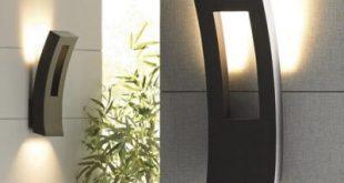 Outdoor Lighting | Modern Outdoor Light Fixtures | Lume