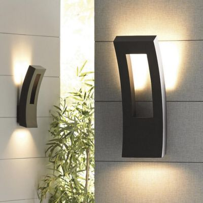 Outdoor Lighting | Modern Outdoor Light Fixtures | Lume