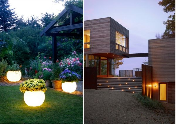 Bright Ideas For Outdoor Lighting Desig