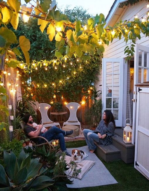 25 Best and Wonderful Small Outdoor Patio Ideas | Inspira Spac