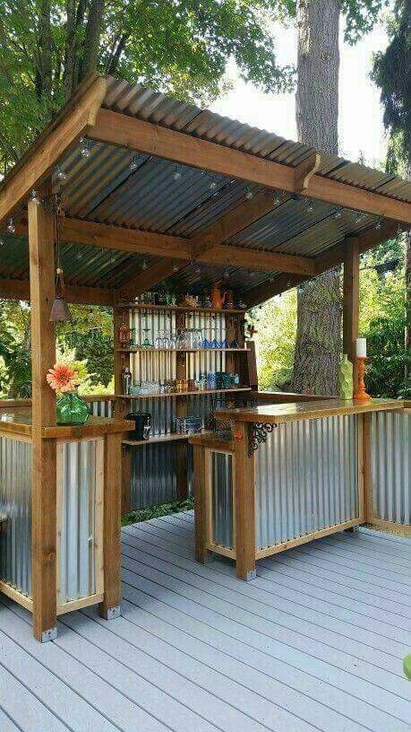 Outdoor patio ideas Backyard ideas Outdoor kitchen Outdoor kitchen .