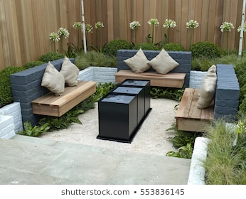 1000+ Outdoor Seating Stock Images, Photos & Vectors | Shuttersto