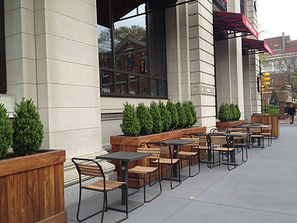 Center City Restaurants Rush The Season With Outdoor Seating – CBS .