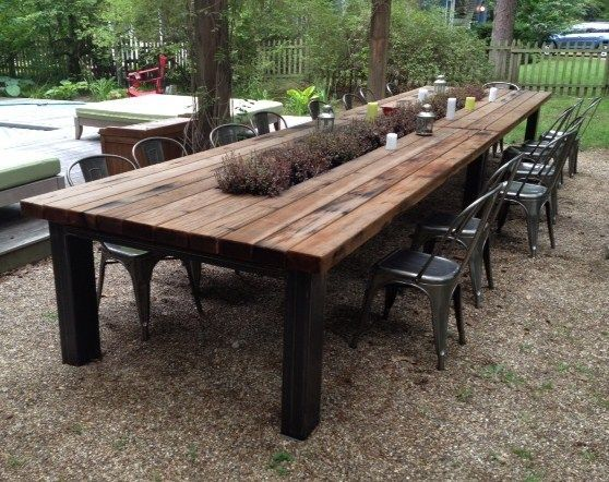 What makes your food taste better in your outdoor living space .