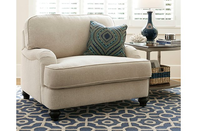 Harahan Oversized Chair | Ashley Furniture HomeSto