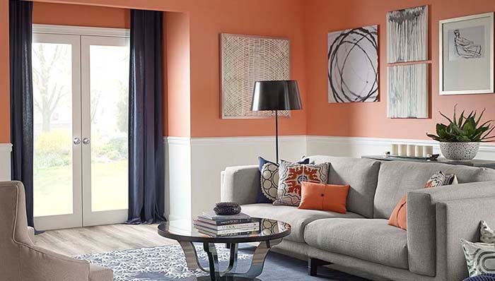 Living Room Paint Color Ide