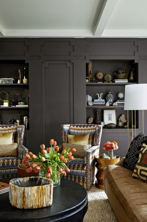 30 Best Living Room Color Ideas - Top Paint Colors for Living Roo