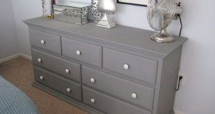 29 Outstanding Paint Colors to Paint Your Furniture | Pine bedroom .
