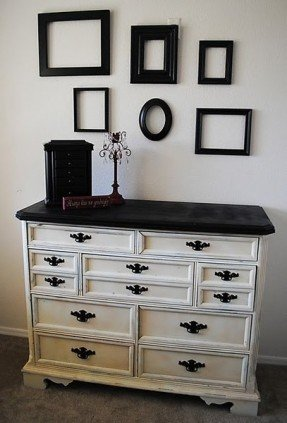 Distressed White Bedroom Furniture - Ideas on Fot