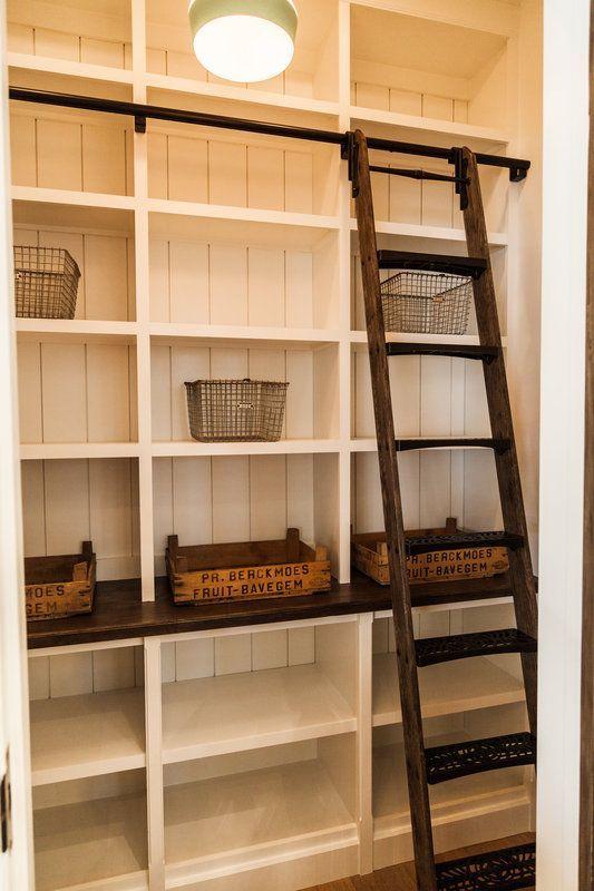 Top 10 Diy Farmhouse Shelves Ideas | Pantry shelving, Home .