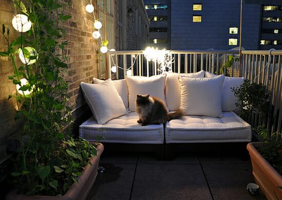 5 Small Patio Decor Ideas | Decorilla Online Interior Desi