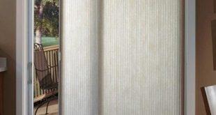 blinds for doors 2019 | Sliding glass door window treatments .